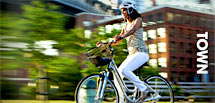 Check out our selection of Trek WSD town bikes!
