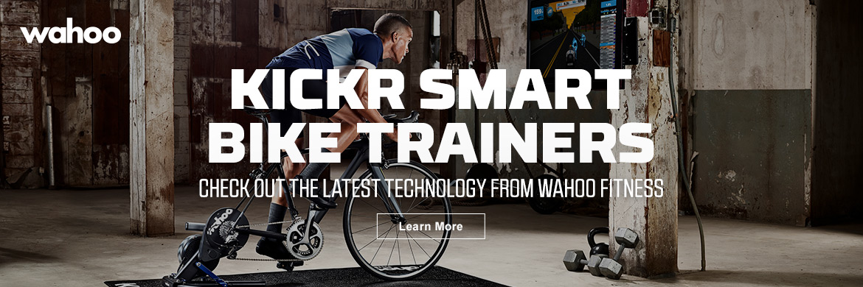 Shop Wahoo Bike Trainers Today!