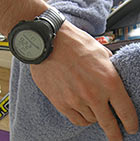 Wear a watch if you want but be sure not to look at it very much!