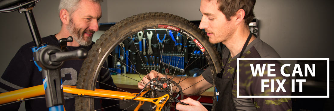 Pop's Bike Shop - Bicycle Repair