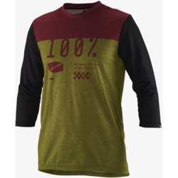100% Airmatic Jersey 3/4 Sleeve