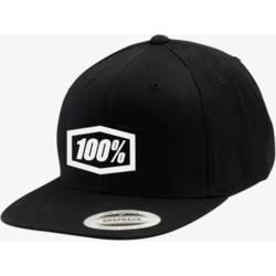 100% Essential Snapback Hat