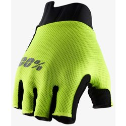 100% Exceeda Women's Short Finger Gloves