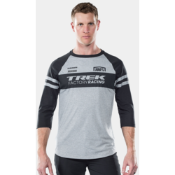 100% Trek Factory Racing 3/4 Tech Tee