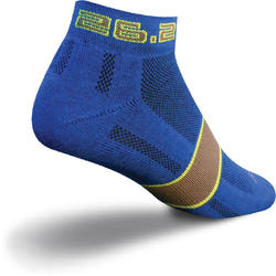 SockGuy Channel Air No-Show Socks (26.2 Navy)