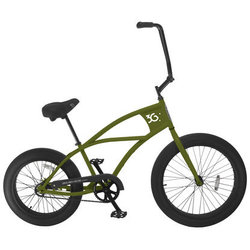 3G Bikes Chopper Puck BBW