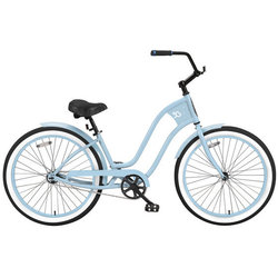 3G Bikes Newport 1 Speed w/Fenders