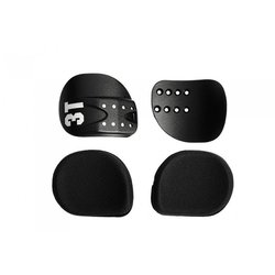 3T Comfort Cradles and Pads Kit - Alloy