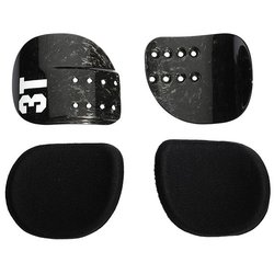 3T Comfort Cradles and Pads Kit - Carbon