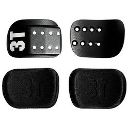 3T Compact Cradles and Pads Kit - Alloy