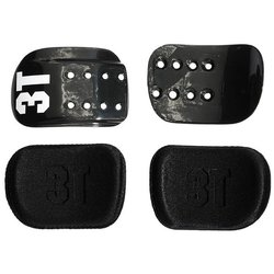 3T Compact Cradles and Pads Kit - Carbon