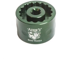 Abbey Bike Tools Dual Sided Bottom Bracket Socket Cup (for Dura Ace/Ultegra)