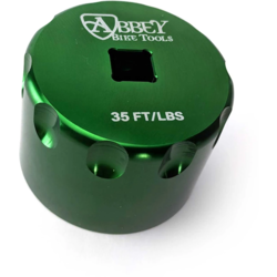 Abbey Bike Tools Single Sided Bottom Bracket Cup Socket