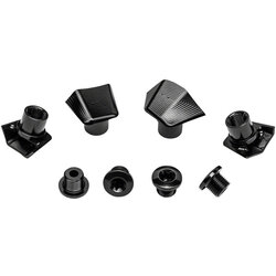 absoluteBLACK Crank Bolts and Covers for Ultegra 8000 Cranks
