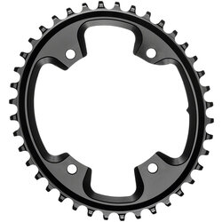 absoluteBLACK Oval 110 BCD 4-Bolt 1x CX Chainring