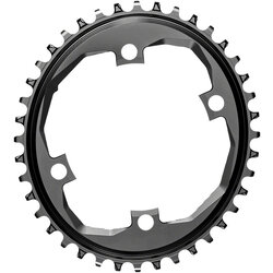 absoluteBLACK Oval 110 BCD Chainring for SRAM Apex 1