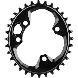absoluteBLACK Oval 76 BCD Chainring for Rotor