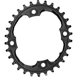absoluteBLACK Oval 94 BCD 4-Bolt Chainring