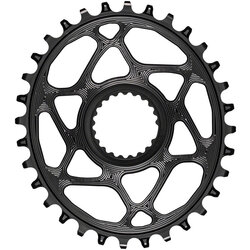 absoluteBLACK Oval Direct Mount Chainring for Shimano Hyperglide+