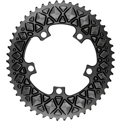 absoluteBLACK Premium Oval 110 BCD 5-Bolt Road Outer Chainring