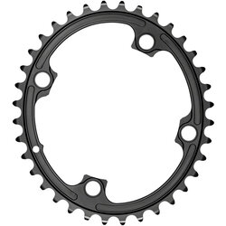 absoluteBLACK Premium Oval 110 BCD Inner Chainring for FSA ABS