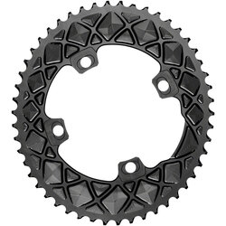 absoluteBLACK Premium Oval 110 BCD Outer Chainring for FSA ABS