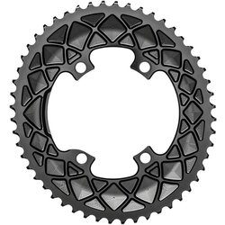 absoluteBLACK Premium Oval 110 BCD Road Outer Chainring for Shimano R9100/8000/7000