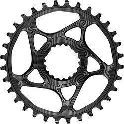 absoluteBLACK Round Direct Mount 1x Chainring for Cannondale