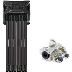 ABUS Bordo 6015 Folding Lock and Bosch Battery Lock