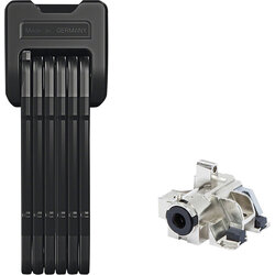 ABUS Bordo 6405/85 Folding Lock and Rack Mount RH Bosch Lock Cylinder