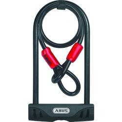 ABUS Facilo 32 U-Lock (Standard w/Cobra Cable)