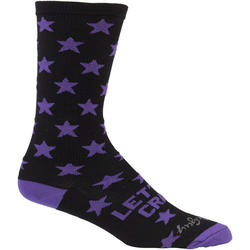 All-City Lets Go Crazy Socks