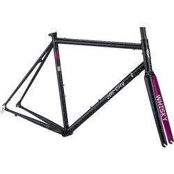 c4cd47b28ef All-City Mr. Pink Tenth Anniversary Frameset