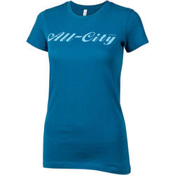 All-City Script Logo T-Shirt