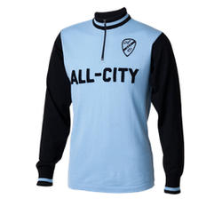 All-City Long Sleeve Wool Jersey