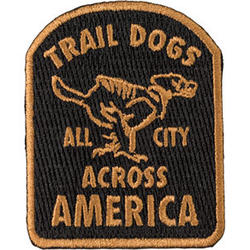 All-City Trail Dogs Patch