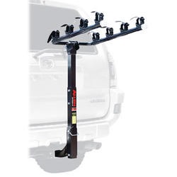 Allen Deluxe 4-Bike Carrier Hitch Rack