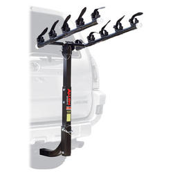 Allen 552RR Deluxe 5 Bike Bicycle Carrier Hitch Rack Mount FREE SHIP&TAX!