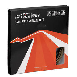 Alligator PTFE-Coated Shift Cable