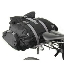 Arkel Rollpacker 25 Rear Bikepacking Bag - Full Kit