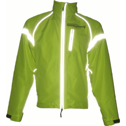 ArroWhere Plus Hi-Viz Waterproof Jacket Womens