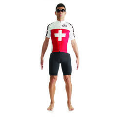 Assos SS.Suissefed Jersey Evo7