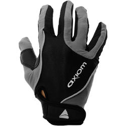 Axiom Zone DLX Full Finger Gel Gloves