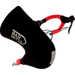 Bar Mitts Road Bar End Shifter Pogies