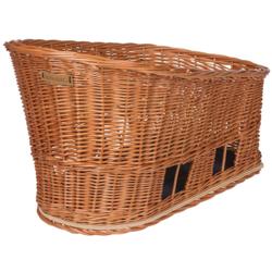 Basil Pasja Rear Dog Basket MIK