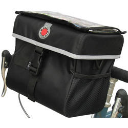 Banjo Brothers Quick-Release Waterproof Handlebar Bag
