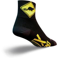 SockGuy Beaver Crossing Socks