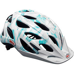 Bell Bell Arella If you dodge pedestrians and potholes more than rocks, Bell's Arella urban helmet is for you. - Women's