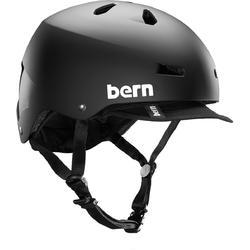 Bern Macon w/Visor