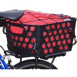 BiKASE Dairyman Q/R Rear Basket (Universal)